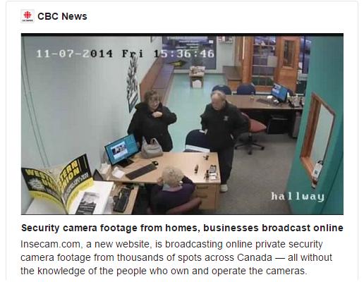 CBC News Security