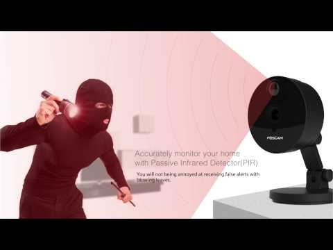 Foscam Motion Detection
