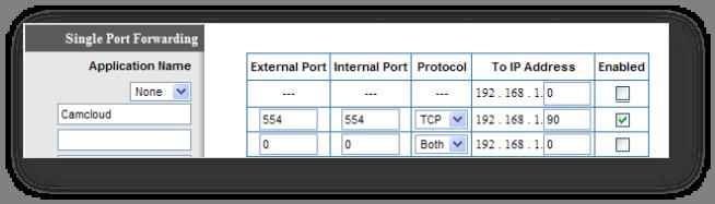 Port Forward