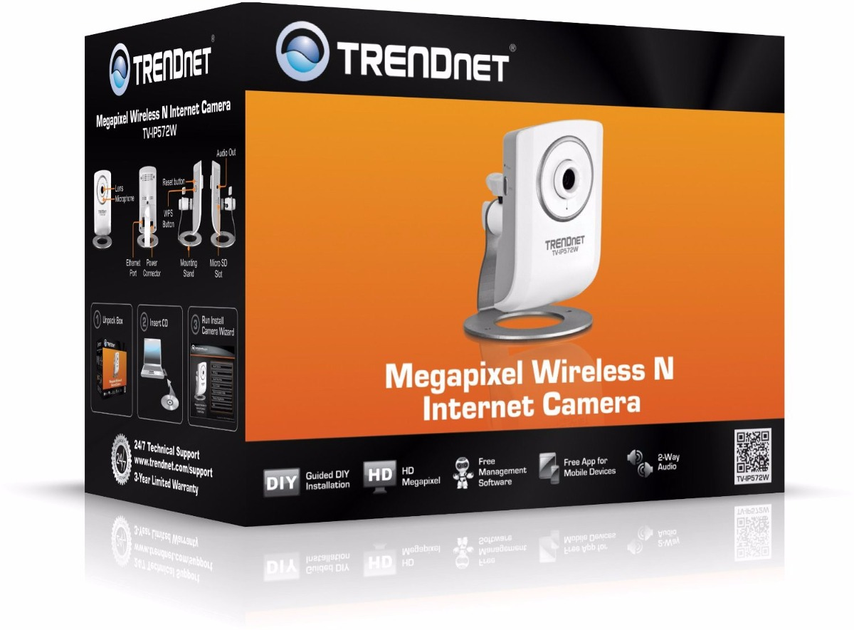TRENDnet TV-IP572