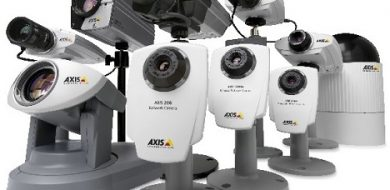 Axis Communications ip camera
