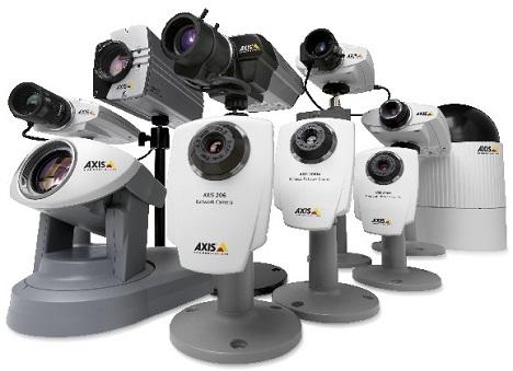 Axis Communications ip camera