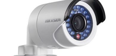 Hikvision IR Mini Bullet Network Camera Review