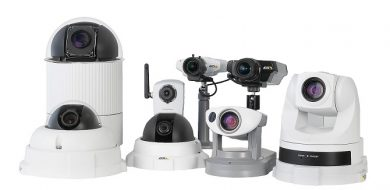 Axis IP camera setup