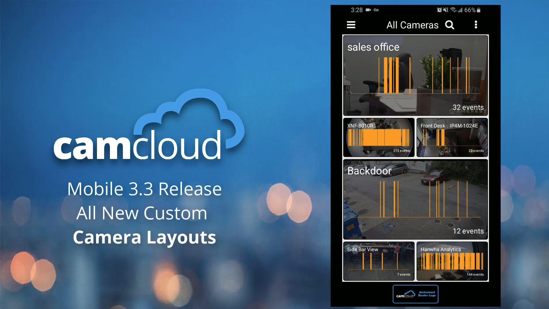 Camcloud Mobile 3.3